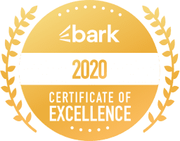 Certificate of Excellence 2020 - Occasion Cars