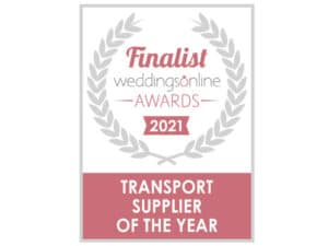 Finalist - Transport Supplier of the Year 2021
