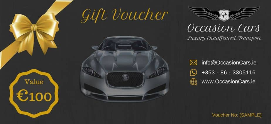 Occasion Cars Gift Voucher - Occasion Cars