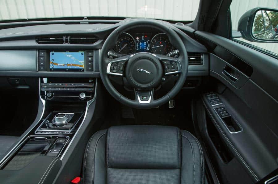 Jaguar XF Interior - Occasion Cars