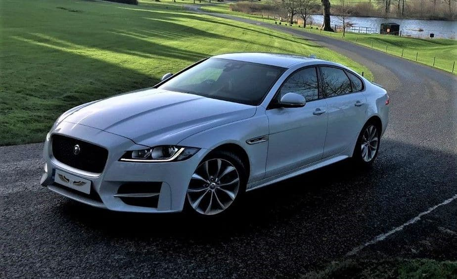 Occasion Cars - Jaguar XF - Occasion Cars