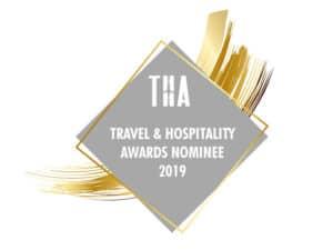 Travel and Hospitality Awards Nominee