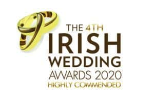 Wedding Awards - Highly Commended 2020